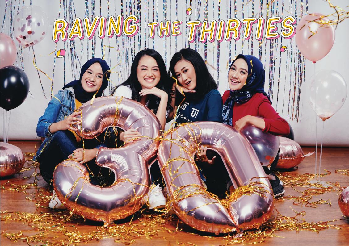 Image blog #DUST30thAnniversary: Raving The Thirties