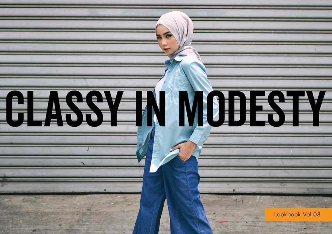 Classy in Modesty