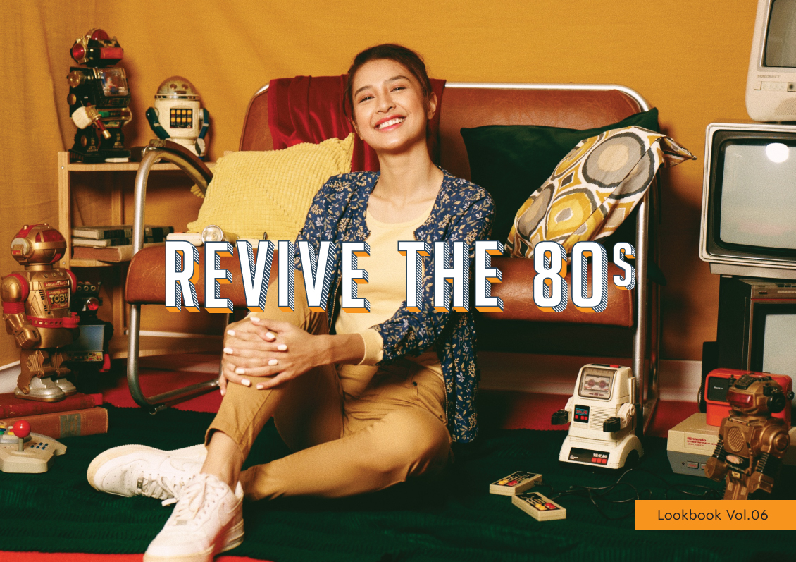 REVIVE THE 80's